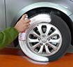 타이어 세정 및 광택/코팅